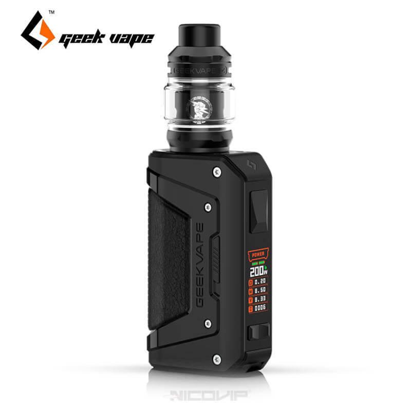 Kit Aegis Legend 2 L200 Geekvape classic black